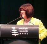 Caroline Cameron, KeyNote Speaker